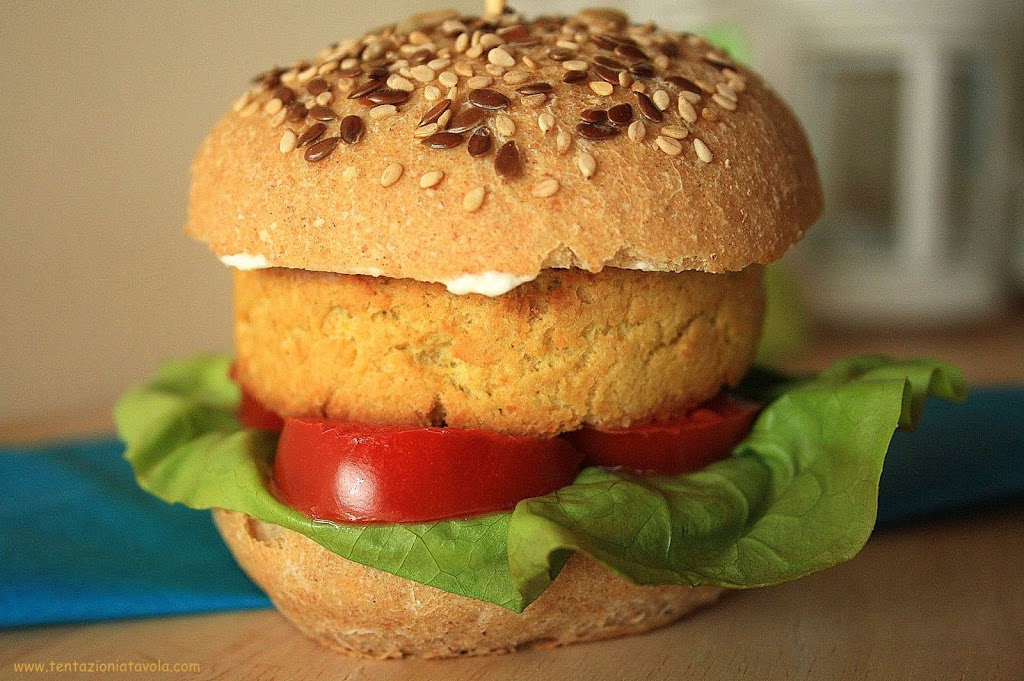Un burger per un panino strepitoso